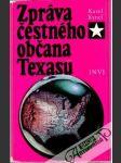 Zpráva čestného občana Texasu - náhled