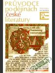 Průvodce po dějinách české literatury - náhled