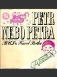 Petr nebo Petra - náhled
