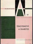 Těhotenství a diabetes - náhled