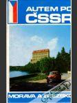 Autem po ČSSR - Morava a Slezsko - náhled