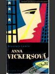 Anna Vickersová - náhled