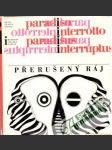Přerušený ráj: Moderní italská poezie - náhled