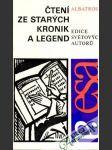 Čtení ze starých kronik a legend - náhled