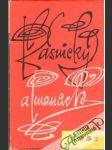 Básnický almanach 1957 - náhled