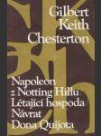Napoleon z Notting Hillu, Létající hospoda, Návrat Dona Quijota - náhled