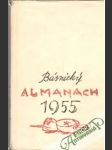 Básnický almanach 1955 - náhled