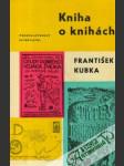 Kniha o knihách - náhled
