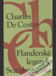 Flanderské legendy, Svatební cesta - náhled