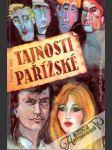 Tajnosti pařížské (brožovaná) - náhled