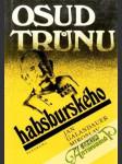 Osud trůnu habsburského - náhled