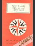 Vojna mnichů a jiné básně - náhled