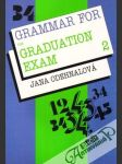 Grammar for the Graduation Exam II. - náhled
