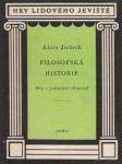 Filosofská historie - náhled