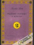 Pražské povídky a romány - náhled