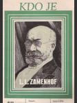 L.l. zamenhof - náhled