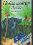 Hodina modrých slonov - náhled