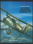 Bojové legendy – gloster gladiator - náhled