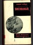 Sociologie - náhled