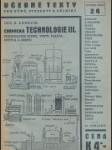 Chemická technologie III. - náhled