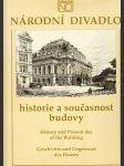 Národní divadlo: Historie a současnost budovy - náhled