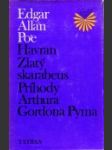 Havran ; Zlatý skarabeus ; Príhody Arthura Gordona Pyma  - náhled
