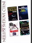 Nejlepší světové čtení (Ochránce / Tanec v přítmí / Opravdové zlo / Čarovná zahrada) - náhled