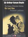 Poslední poklona a jiné příběhy Sherlocka Holmese - náhled