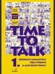 Time to talk 1 - náhled