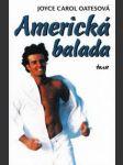 Americká balada - náhled