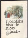 Filozofská historie Alois Jirásek - náhled