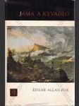 Jáma a kyvadlo Edgar Allan Poe Odeon 1978 (a jiné povídky) - náhled