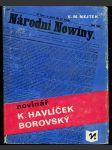 K. Havlíček Borovský - Novinář - náhled