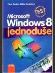 Microsoft Windows 8 jednoduše - náhled