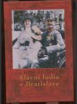 Slávni ĺudia v Bratislave - náhled