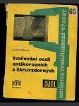 Svařování ocelí antikorozních a žáruvzdorných - náhled