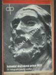 Kalendář družstevní práce 1933 - náhled