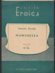 Humoreska  / piano / - náhled