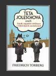 Teta Joleschová aneb Zánik západní civilizace v židovských anekdotách - náhľad