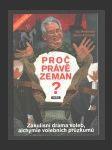 Proč právě Zeman? - náhled