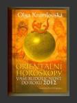 Orientální horoskopy - náhled