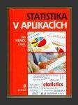 Statistika v aplikacích - náhled