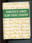 Dějiny italské literatury - náhled