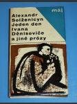Jeden den Ivana Denisoviče a jiné prózy - náhled