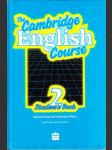 The Cambridge English course 2 Student's book - náhled