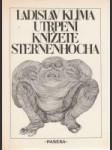 Utrpení knížete Sternenhocha (Groteskní romanetto) - náhled