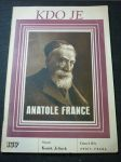 Anatole France - náhled