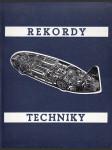 Rekordy techniky - náhled