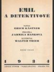 Emil a detektivové - náhled