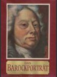 Das Barockporträt in Böhmen - náhled
